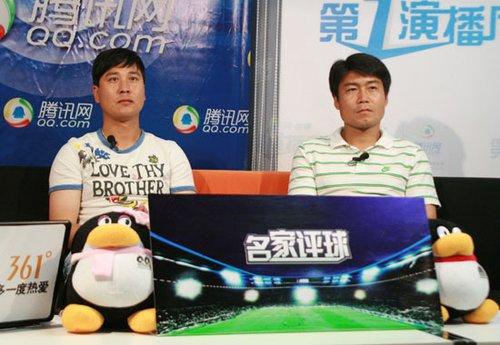 祁宏(左)申思(右)