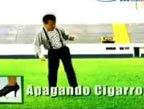 视频:巴西热身赛狂胜 邓加遭恶搞大跳桑巴舞