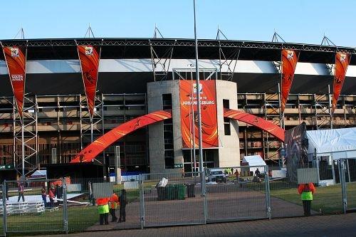 小薇世界杯日记4:约堡传奇球场见证南非历史
