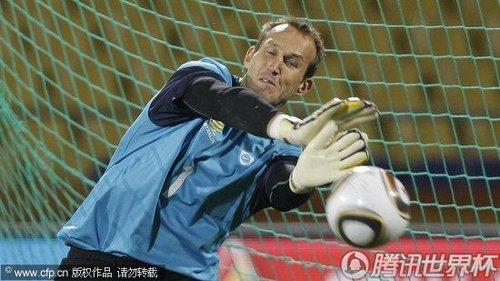 2010世界杯D组次轮前瞻:澳大利亚训练备战并召开发布会