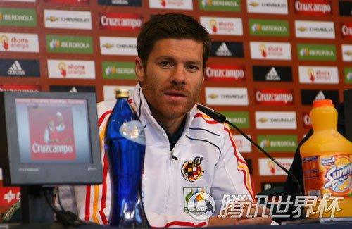 阿隆索:西班牙依然完美 是争议球击败了我们