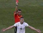 视频:世界杯最红一日 三场比赛共计三人罚下