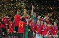 西班牙队获得冠军(2)