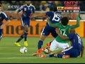 视频:世界杯进行时 法国vs墨西哥摔跤集锦