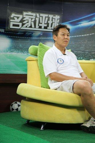 实录:李辉做客名家评球 称巴拉圭控制能力强