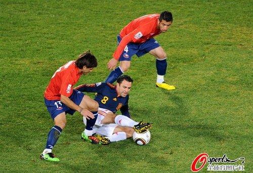 狂攻西班牙! 贝尔萨的智利死也死在冲锋路上