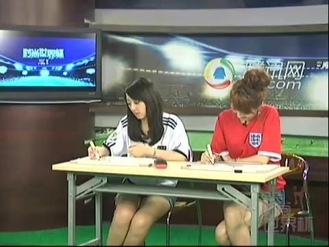 时尚世界杯06期:美女球迷追意大利队学意语