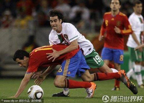 葡萄牙失意中觅得新核 穆帅爱徒让德科坐板凳