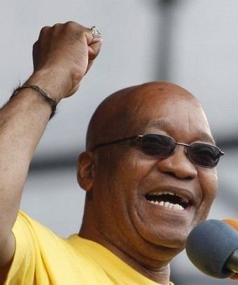 南非现任总统:雅各布·祖马Jacob Zuma