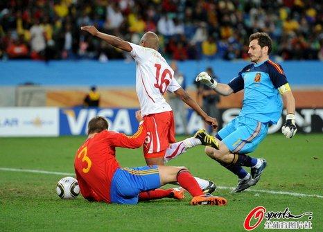 西班牙2战0黄牌32强最干净 罕见现象却最合理