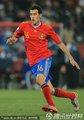 图文:西班牙2-0洪都拉斯 布斯克茨积极奔跑