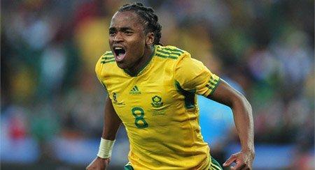 沙巴拉拉:南非可敌众强 我们最需要的是信心