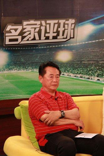 实录:金志扬做客名家评球 称有能力者能赢球