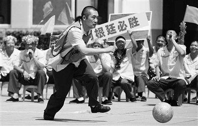 北京劳教人员的世界杯 前国安二线队员成明星