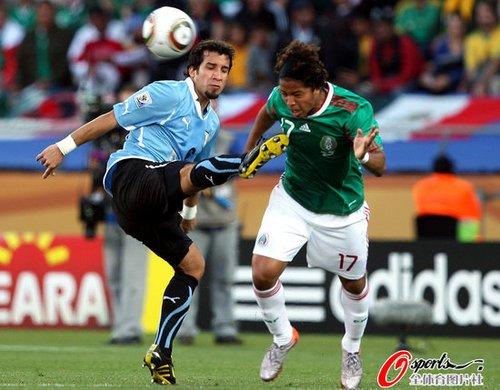 世界杯上托起璀璨新星 墨西哥的未来在他手中