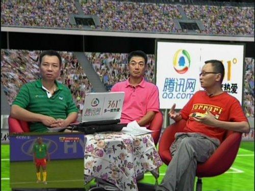 实录:邓乐军妙红做客名家评球 荷兰演练阵容