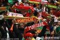 葡萄牙球迷打标语