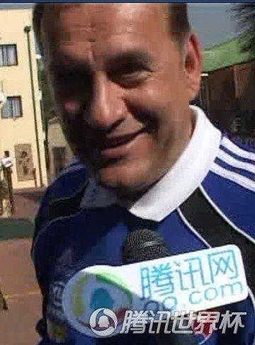 腾讯专访斯洛伐克主帅:淘汰意大利就像做梦