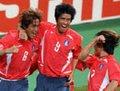 视频:02年世界杯韩国2-0波兰 太极虎赢首胜