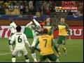 视频:10人澳大利亚不服输 强势反扑欲赢球
