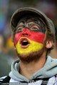 图文:加纳0-1德国 德国球迷加油助威