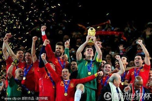 艺术之树终开花结果 西班牙迎来足球文艺复兴