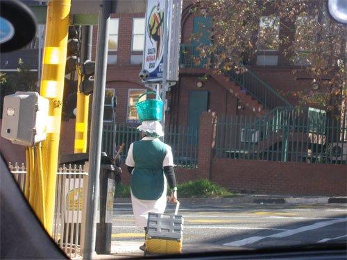 小薇世界杯日记2:体味慢节奏南非生活