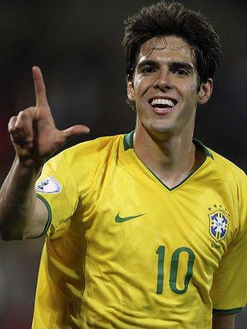 卡卡:必洗巴西06之耻