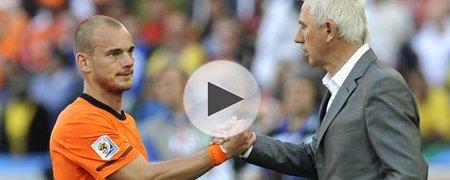 荷兰1-0日本 下半场