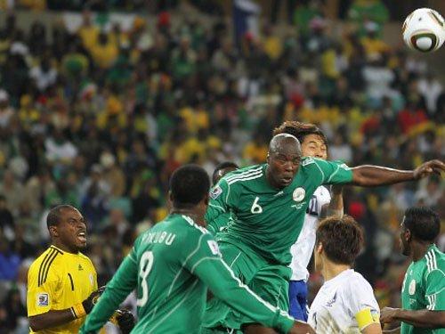 尼日利亚12年世界杯不胜 雄鹰依然是非洲最烂