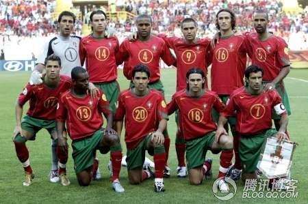 丛硕鸣:06德国世界杯记忆 葡萄牙旋风吹起