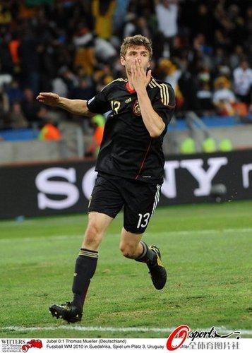金靴奖:穆勒5球获世界杯金靴 成就堪比贝利
