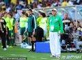 图文:阿尔及利亚0-1斯洛文尼亚 替补席特写