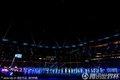 足球城体育场夜景