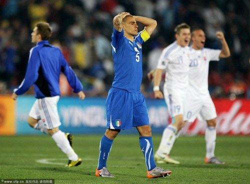 腾讯特评:意大利注定出局 羸弱对手已够爆冷