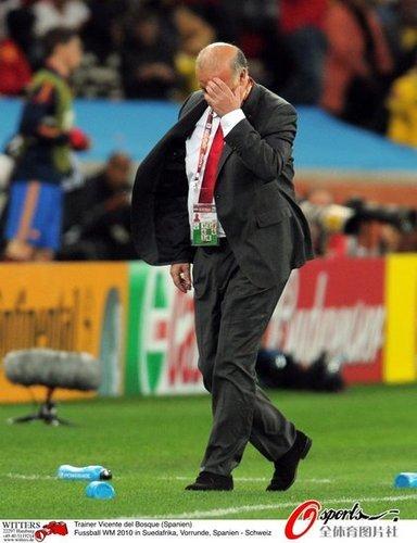西班牙败给76年魔咒 神秘规律预示小组出局?