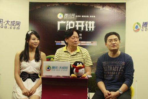 实录:《广沪开讲》17期 裁判成为比赛主角