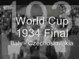 视频:第2届世界杯决赛 意大利克前捷克夺冠