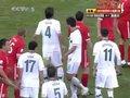 视频:伯尔萨任意球直接攻门 詹姆斯沉稳没收