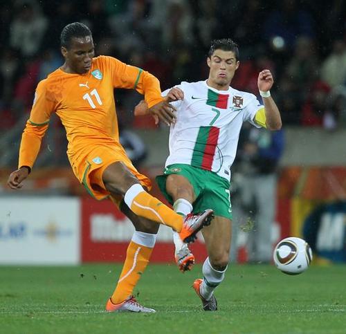 葡萄牙三代巨星难破魔咒 C罗成世界杯过客?