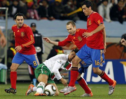 世界杯最奢华一战 6.5亿西班牙胜2.8亿葡萄牙