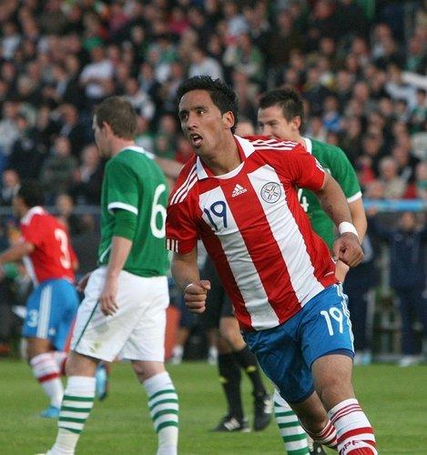 热身赛-爱尔兰2-1巴拉圭 巴里奥斯进球难救主