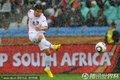 图文:葡萄牙7-0朝鲜 志尹南大脚远射