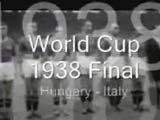 视频:第3届世界杯决赛 意大利克匈牙利夺冠