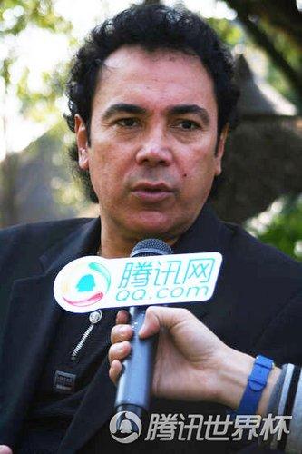 专访前皇马巨星:阿根廷不会捧杯 想执教中国
