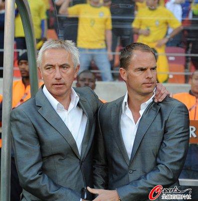 大德波尔承认荷兰足球不再华丽 直言赢球第一