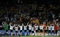 德国队员庆祝胜利