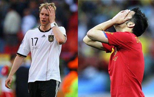 西班牙法国撞上魔咒 小组赛输球者32年不夺冠
