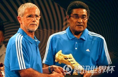 尤西比奥原谅C罗 称梅西是世界杯唯一好球员