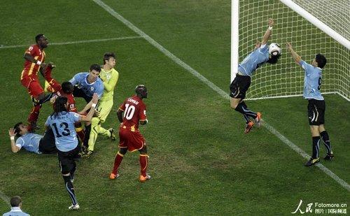 特评:上帝今晨是乌拉圭人 加纳没再偷到胜利